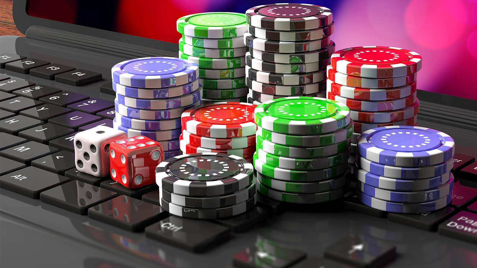 Earn real cash prizes on some online games using your luck