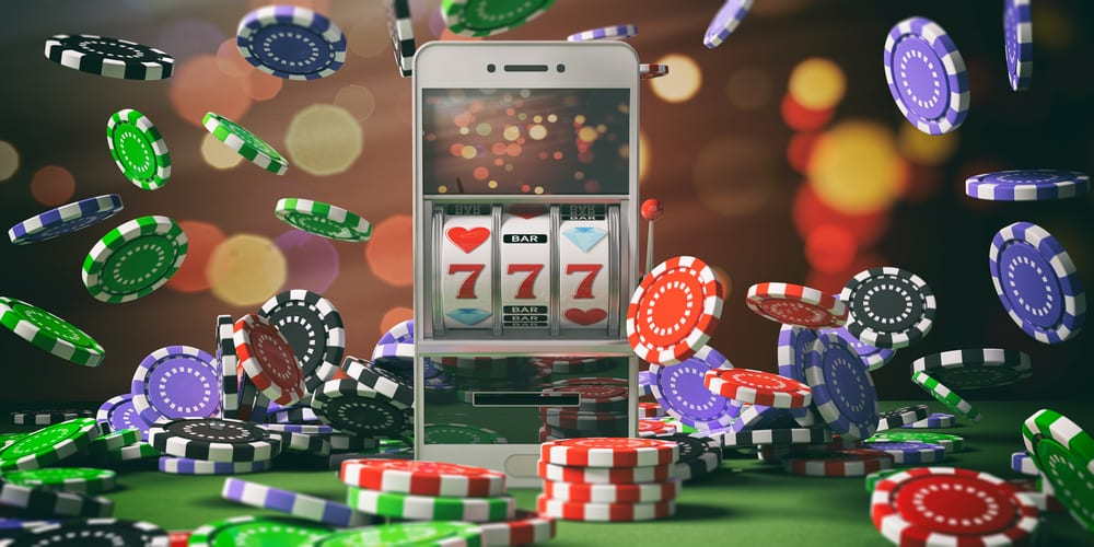 Background Of Gaming - The Interesting Past Of Slots Machines