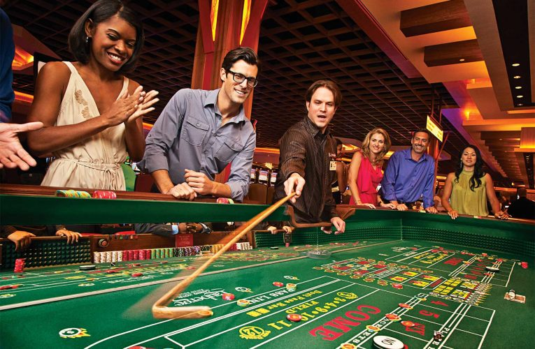 Why Casino Is A Method Not An Approach
