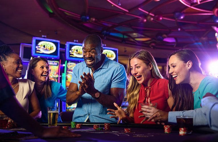 What Make Casino desire You To Know