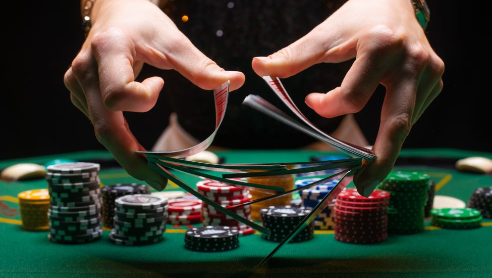 The way to Get A Fabulous Casino On A Tight Finances