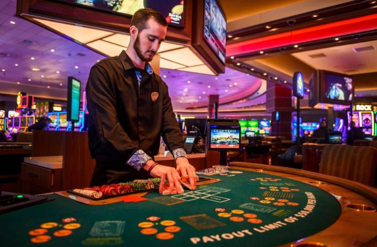 Cease Wasting Time And begin Online Casino