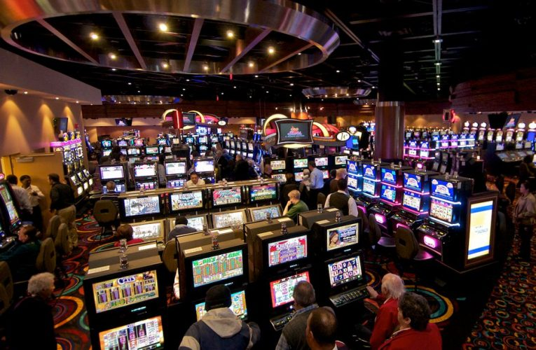 What The Consultants Aren't Saying About Gambling And The Way It Affects