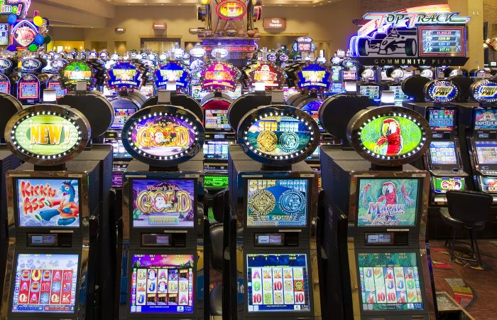 Shocking Details About Casino Instructed By An Skilled