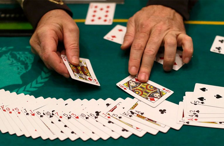 Useful Strategies For Online Casino Player – Betting