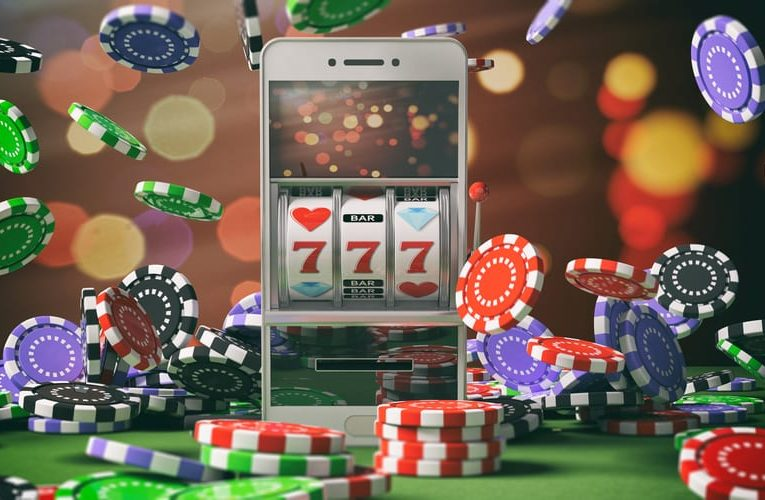 Background Of Gaming – The Interesting Past Of Slots Machines