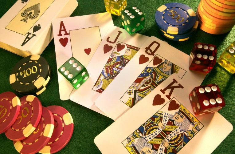 Crazy Casino: Classes From The pros